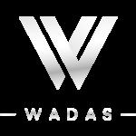 Logo wadas bw
